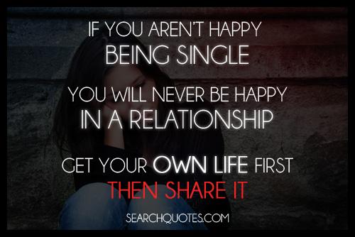 happy single