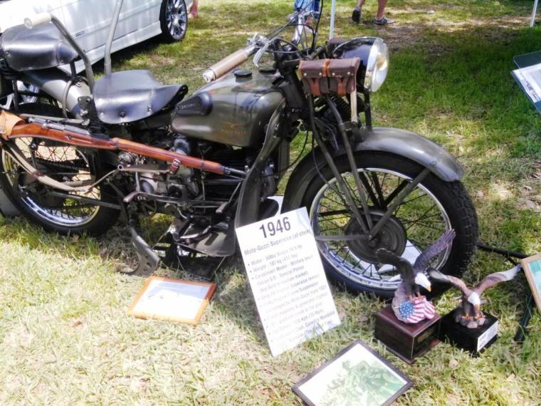 1946 Moto-Guzzi Superlace