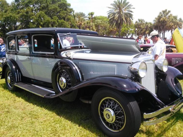 1930's Chrysler Imperial