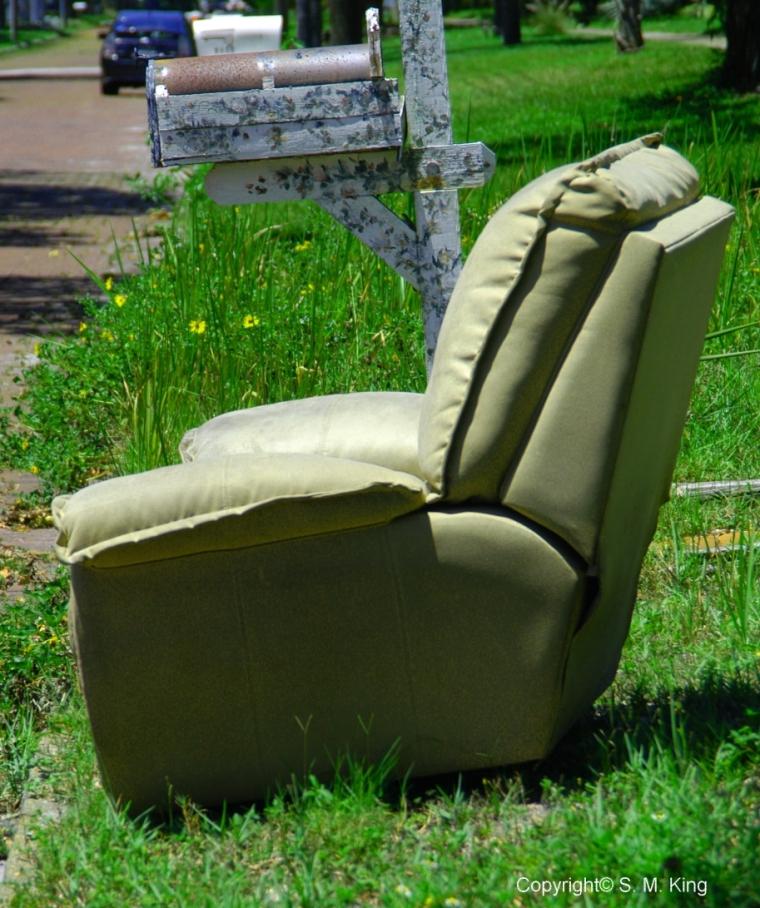 Chair mail, anyone?