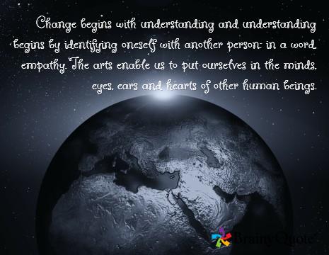change begins